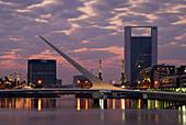 'Puente De La Mujer; Buenos Aires, Aregentina'