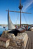 'Nautical Sculpture; Kinsale, County Cork, Ireland'