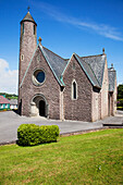 'Exterior Of St. Patrick's Church; Donegal Town, County Donegal, Ireland'