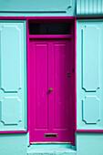 'Pink Door; Dingle, County Kerry, Ireland'
