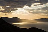 'Sunset Over Ballinskelligs Bay Near Waterville; County Kerry, Ireland'