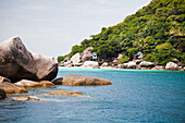 'The Gulf Of Thailand; Ko Nang Yuan, Ko Tao, Thailand'