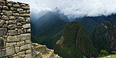 'The Historic Inca Site Machu Picchu; Peru'
