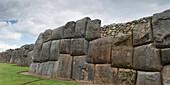 'Ruins Of Sacsayhuaman; Cusco Peru'