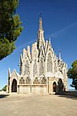 'Exterior Of Sanctuary Of Montserrat; Montferri, Spain'