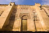 'Cordoba, Spain; Door Of La Mezquita, The Great Mosque'