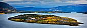 Bove Island, Yukon Territory, Canada