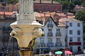 Fountain, Sintra, Portugal