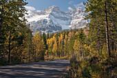 Cascade Mountain, Banff Park, Banff, Alberta, Canada