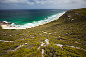 'The View Overlooking Conto's Beach In The Leeuwin-Naturaliste National Park In The Southwest Corner Of Western Australia; Western Australia, Australia'