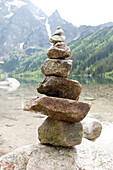 Piled Up Stones, Tatra Mountains, Poland