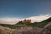 'Bamburgh Castle; Bamburgh, Northumberland, England'