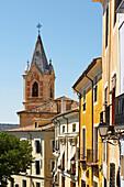 'Iglesia Del Salvador; Cuenca, Castile-La Mancha, Spain'