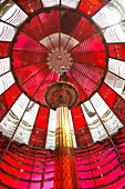 'Interior Of Umpqua Lighthouse; Oregon, United States of America'