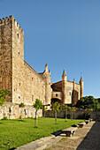 'Royal Monastery Of Santa Maria De Guadalupe; Guadalupe, Caceres, Extremadura, Spain'