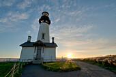'Yaquina Head Light; Newport, Oregon, United States of America'
