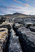 'Limestone rock formations near muckross head near kilcar;County donegal ireland'