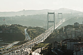 'Bosphorus bridge;Istanbul turkey'