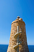 'Camarinal lighthouse;Andalusia spain'