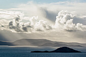 'Deenish island on ballinskelligs bay;Iveragh peninsula, county kerry, ireland'