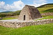 'The gallarus oratory on the dingle peninsula;County kerry, ireland'