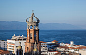 'Church of our lady of guadalupe;Puerto vallarta mexico'