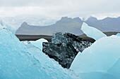 'Glacial Lagoon; Jokulsarlon, Austur-Skaftrafellssysla, Iceland'