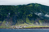 Edinburgh of the Seven Seas, Tristan da Cunha island, British Overseas Territory Saint Helena, Ascension and Tristan da Cunha