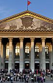 Bavarian State Opera, Bayerische Staatsoper, Max-Joseph-Platz, Munich, Bavaria, Germany, Europe