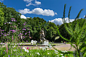 Botanical Garden, Munich, Upper Bavaria, Bavaria, Germany