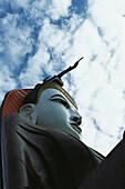 Seated Buddha, Amarapura, Myanmar (Burma)