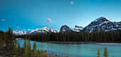 Jasper National Park, Icefields Parkway, Alberta, Rocky Mountains, Canada