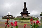 Ulun Danu Beratan Temple, Tabanan, Bali