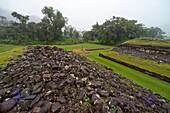 'Totonaca ruins named: ''El Huajilote'', near Filobobos River, Veracruz, Mexico.'