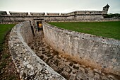 City of Campeche: Saint Michael's Fortification.