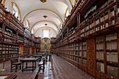 'Palafoxiana Library at Puebla City, Puebla, Mexico; june 29, 2012.'
