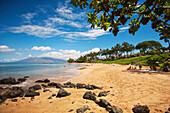 'Ulua Beach; Wailea, Maui, Hawaii, United States of America'