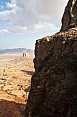 'Mountain scenery on the Gheralta plateau; Tigray region, Ethiopia'