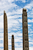 'Axum at The Church of Our Lady Mary of Zion; Tigray, Ethiopia'