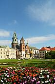 'Wawel Hill, Krakow Cathedral; Krakow, Poland'