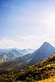 'Western highland scenery; Ethiopia'