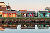 'Spinnakers Landing; Summerside, Prince Edward Island, Canada'