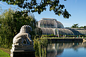 'Palm House, Kew Gardens; London, England'