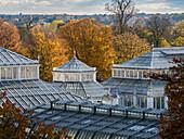 'Kew Gardens Temperate House; London, England'
