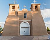 'Saint Francis of Assisi Catholic church; Rancho de Taos, New Mexico, United States of America'