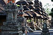 Main sanctuary of the Royal Water Temple Pura Taman Ayun, Mengwi, Bali, Indonesia