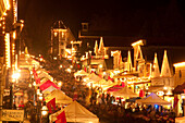 Each year Victorian Christmas brings people from all around Northern California together to celebrate the holidays and enjoy seeing historic Nevada City all a glow with Christmas lights