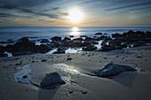 'Seascape; Tarifa, Costa de la Luz, Cadiz, Andalusia, Spain'