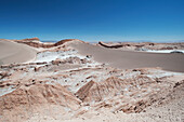 'Valley of the Moon; Atacama, Chile'
