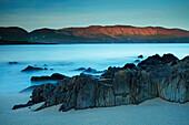 'Ballydonegan bay on the Beara peninsula in West Cork on the Wild Atlantic Way coastal route; County Cork, Ireland'